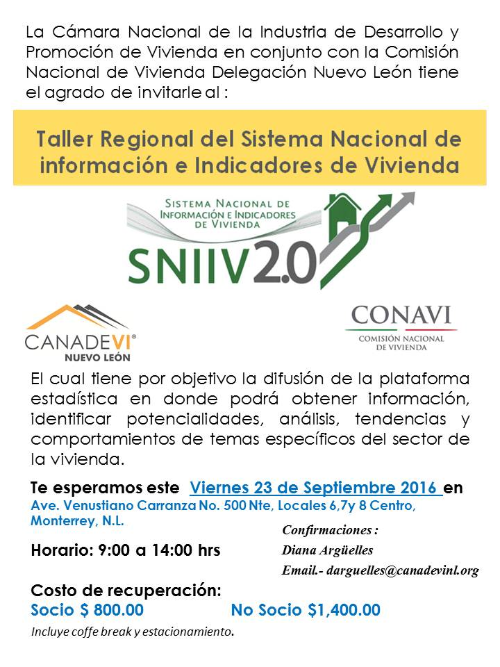 CAN NL Invitacin SNIIV 23 sep